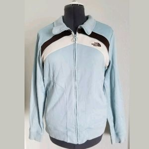 Vintage The North Face Womens XL Full Zip Sweater